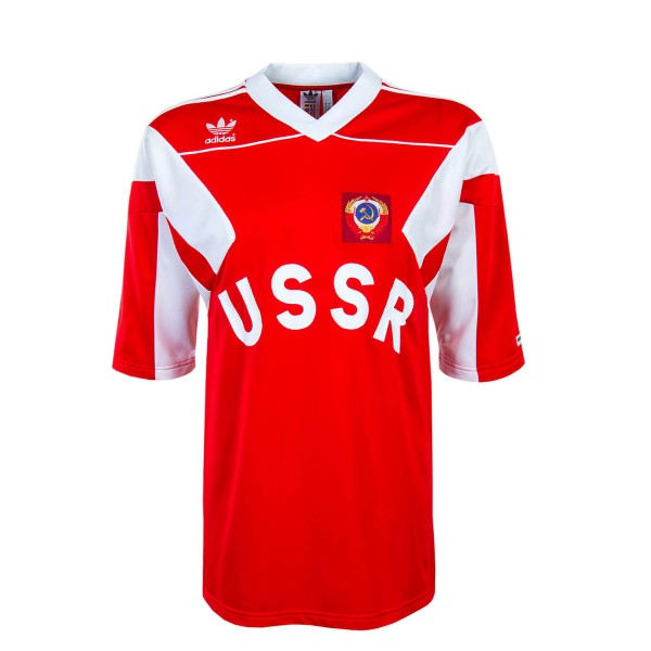 Adidas Jersey Russia Red White