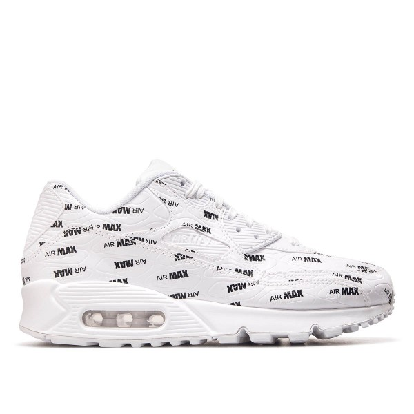Nike Air Max 90 PRM White Black