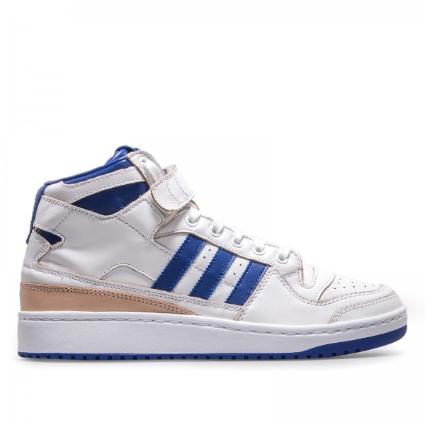 Adidas Forum Mid (Wrap) White Royal