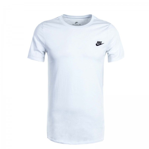 Nike TS Club White