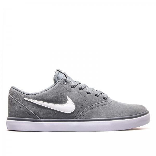 Nike SB Check Solar Grey White
