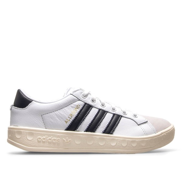Adidas Wmn Allround Low White Black