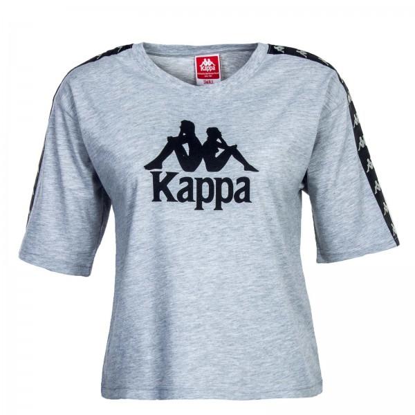 Kappa Wmn TS Tassima Grey Black