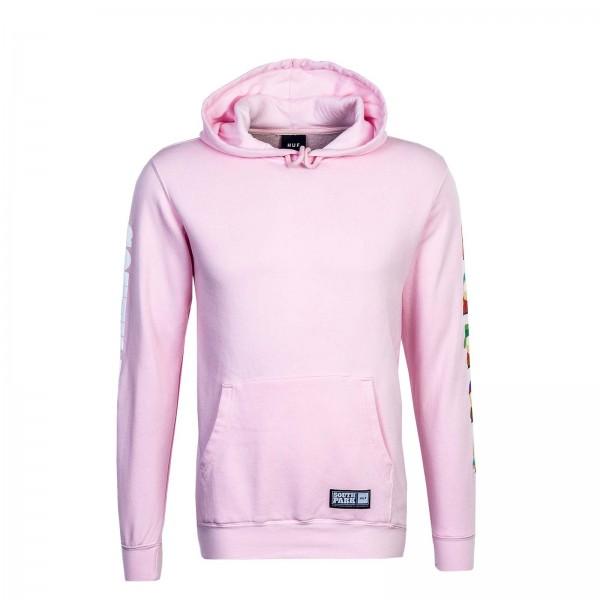 Huf Hoody Kids Pink