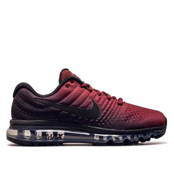 Nike Air Max 2017 Black Red