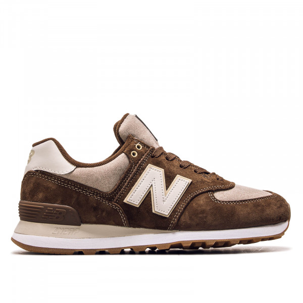 Herren Sneaker ML574 SNM Brown Beige