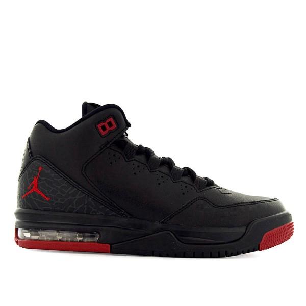 Nike Wmn Jordan Flight 2 Black Red