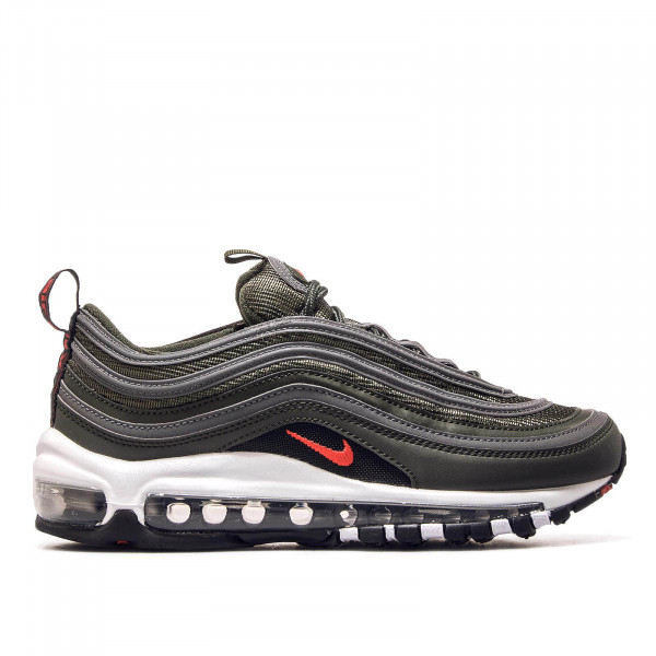 Nike Air Max 97 Olive Grey Red
