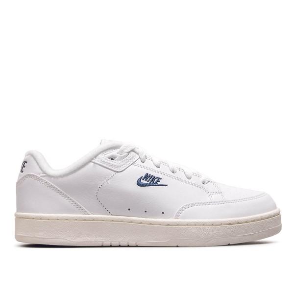 Nike U Grandstand II White Navy
