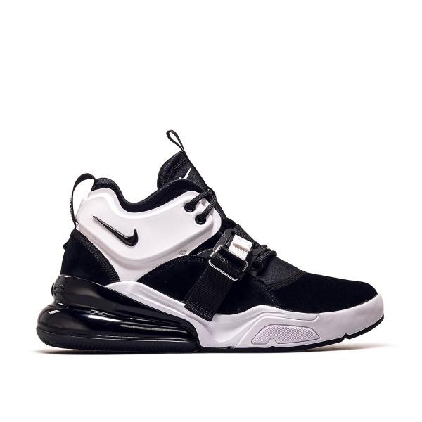 Nike Air Force 270 Basketball Black Wht
