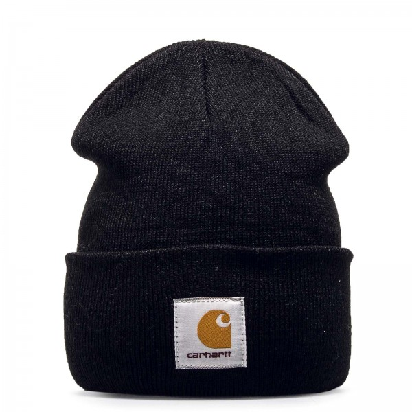Carhartt Beanie Watch Acrylic Black