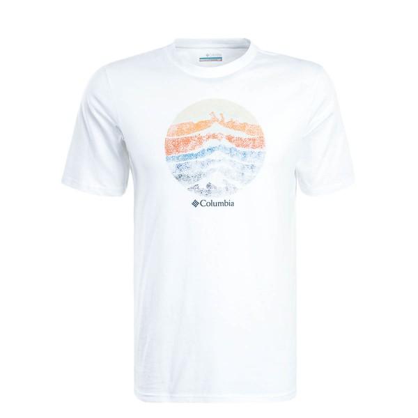 Columbia TS CSC Mountain White