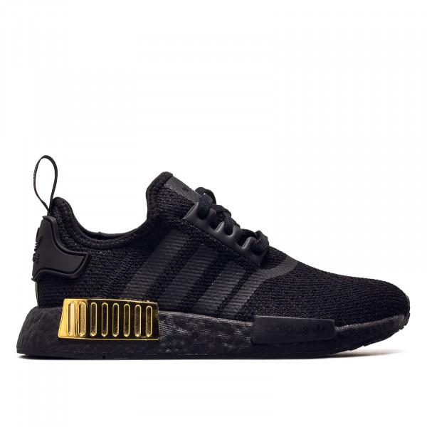 Damen Sneaker - NMD_R1 -  Core Black /  Core Black / Gold