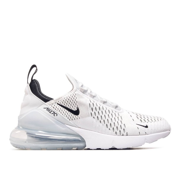Nike Air Max 270 White Black | CRISP BLN