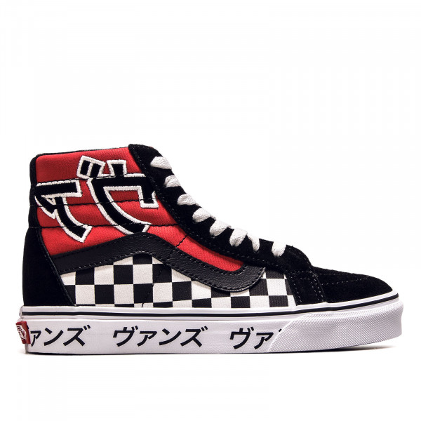 Unisex Sneaker SK8 Hi Reissue Japanese Type Racing Red