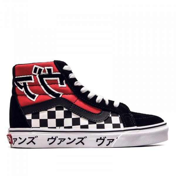 Unisex Sneaker SK8 Hi Reissue Japanese Type Racing Red