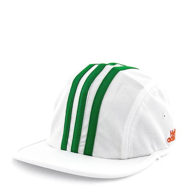 Adidas Cap Helas 4 Panel White Green