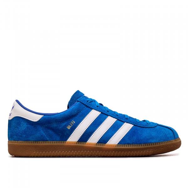 Herren Sneaker - Bleu H01798 - Blue / White / Gold