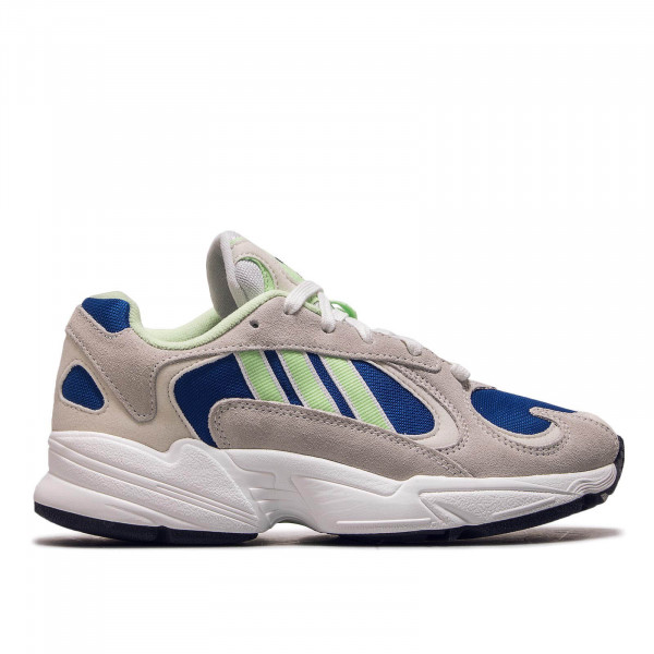 Adidas Yung 1 Grey Blue Green