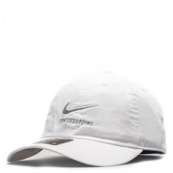 Nike SB Cap H86 Skateboarding White Blk
