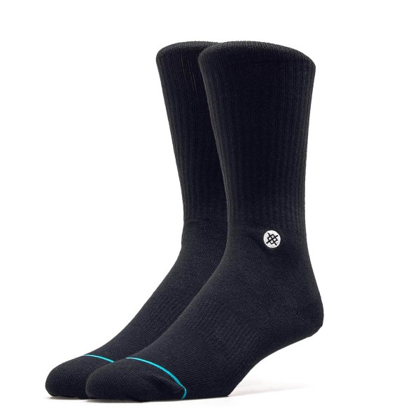 Stance Socks NBA Arena NBA Logoman Black