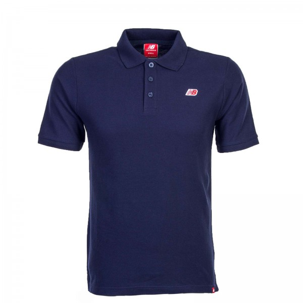 New Balance Polo PGM MT71502 Navy