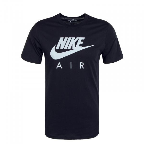 Herren T-Shirt Franchis Air CV5592 Black Silver