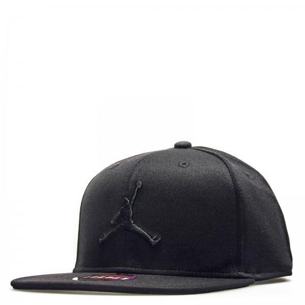 Nike Cap Jordon Snapback Black Black