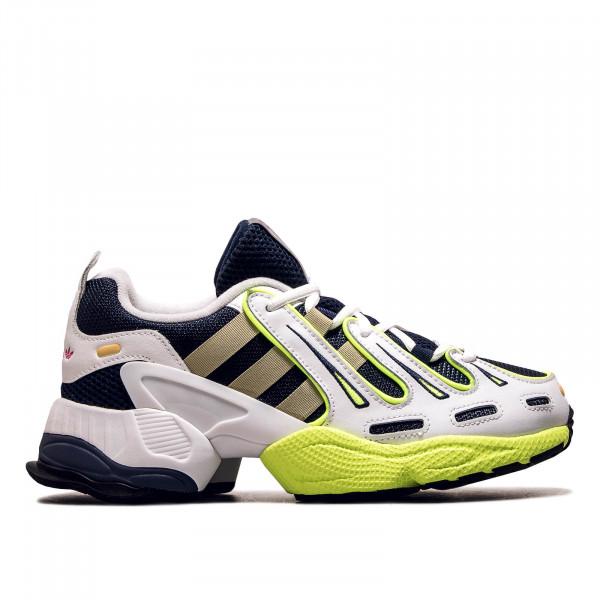 Unisex Sneaker EQT Gazelle Navy Neon Yellow White