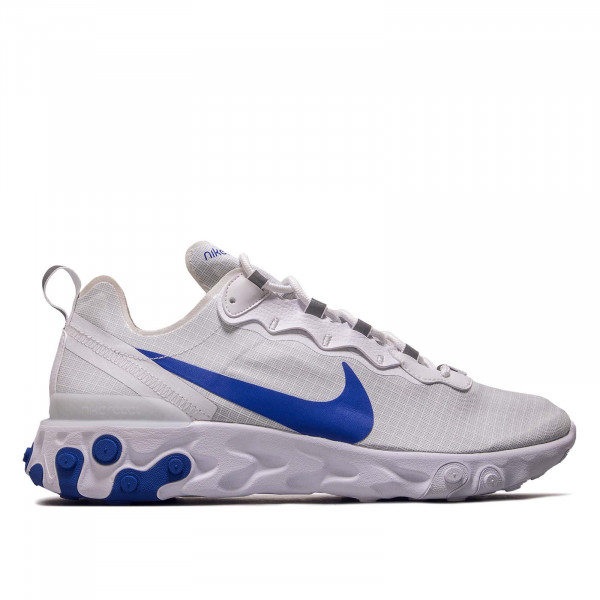 Herren Sneaker React Element 55 SE SU19 White Blue