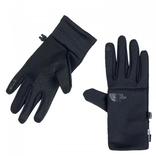 Handschuhe Etip Recycled Black