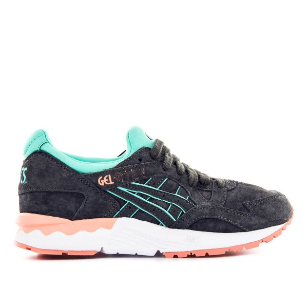 Asics Wmn Gel Lyte V Grey Green