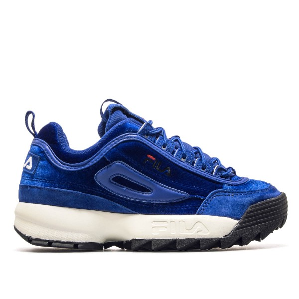 Fila Wmn Disruptor V Low Royal Blue