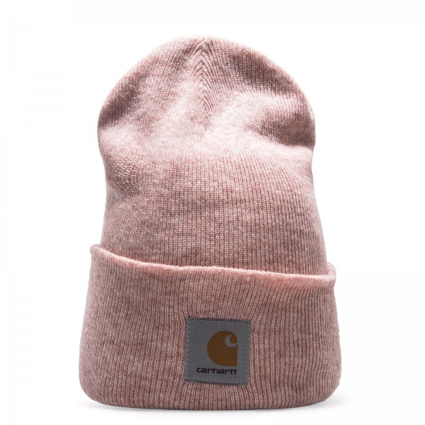Carhartt Beanie Acrylic Watch Soft Rose