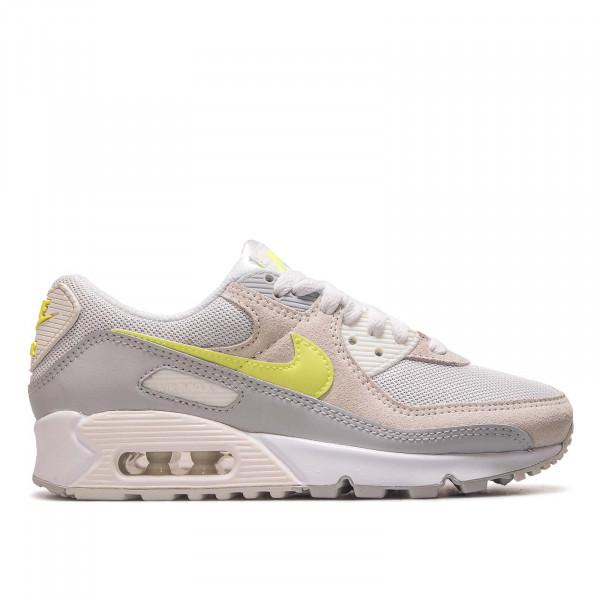 Damen Sneaker Air Max 90 White Lemon