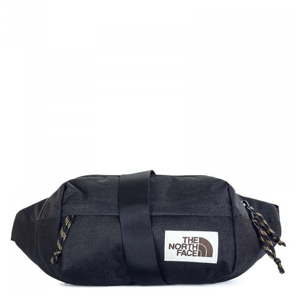 Hip Bag - Lumbar Pack - Black / Heather