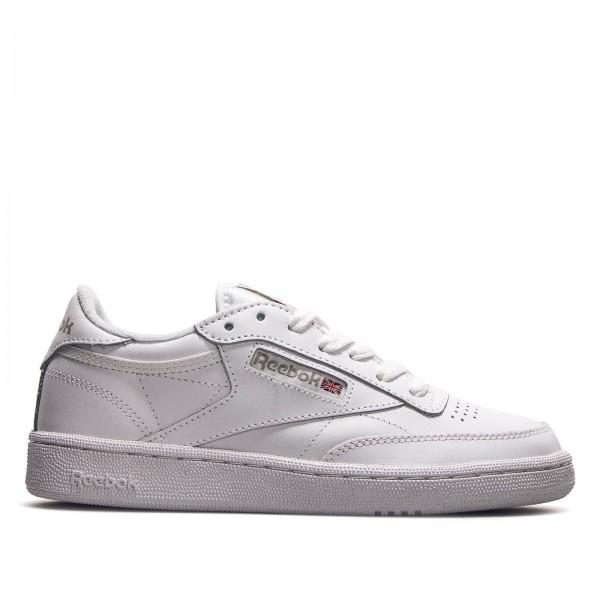 Reebok Wmn Club C 85 White Light Grey