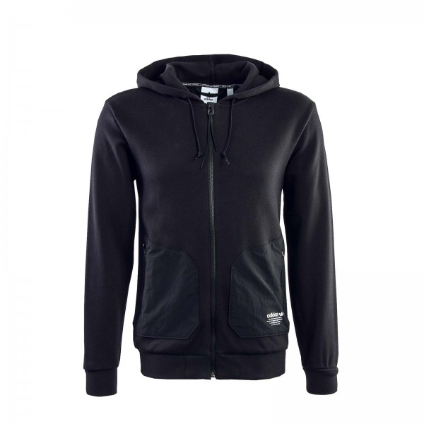 Adidas Sweat Jkt NMD FZ Black