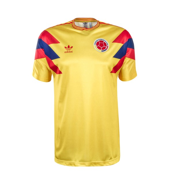 Adidas Jersey Colombia Yellow