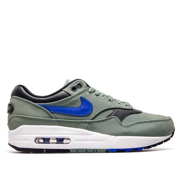 Nike Wmn Air Max 1 Pemium Green Royal