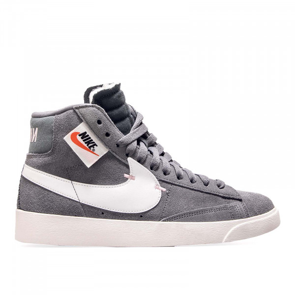 Nike Wmn Blazer Mid Rebel Grey White