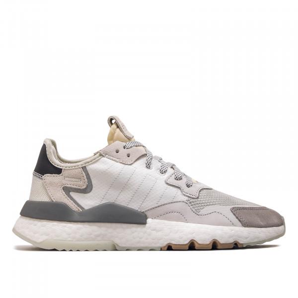 Adidas Nite Jogger Grey White