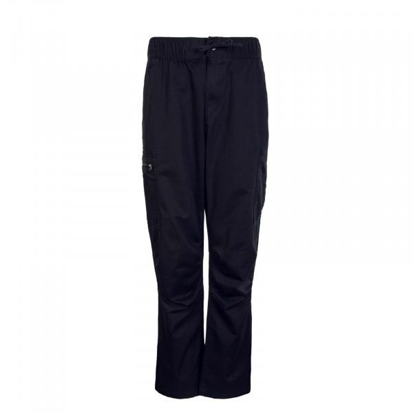 Herren Cargo Pant Black