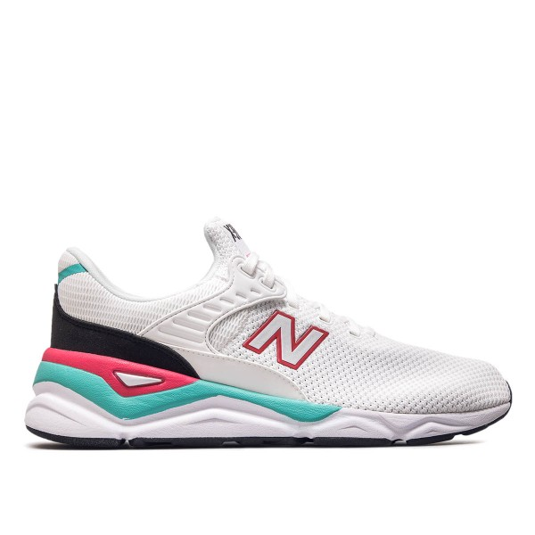 New Balance MSX 90 CRA White Green Pink