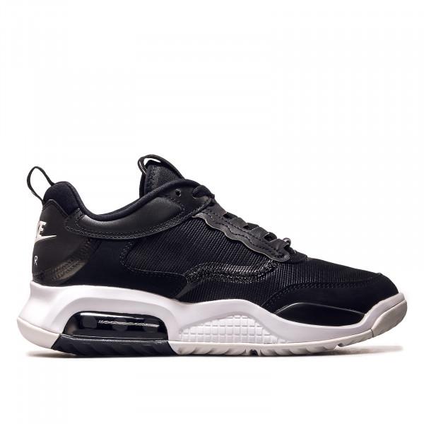 Herren Sneaker Max 200 Black White