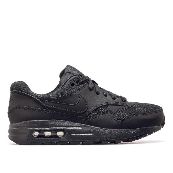 Nike Wmn Air Max 1 SE Black Black