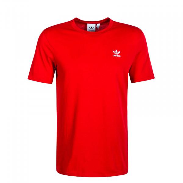 Herren T-Shirt - Essential - Scarlet
