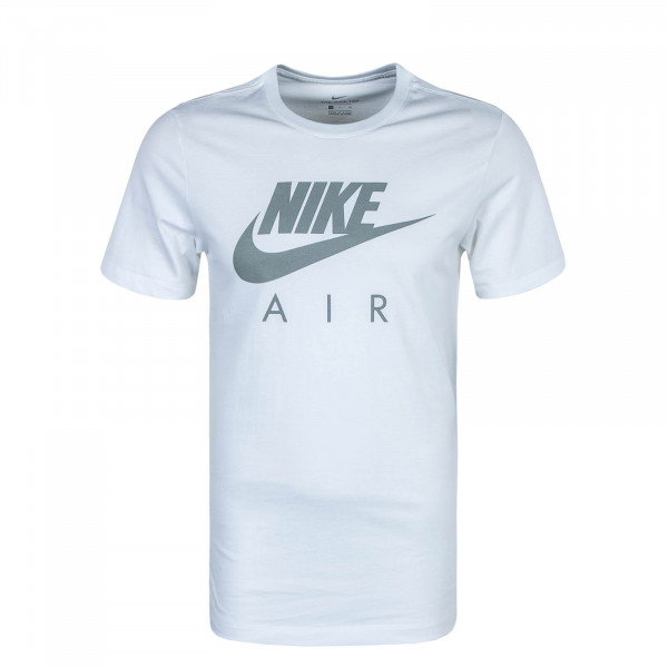 Herren T-Shirt Franchis Air CV5592 White Silver