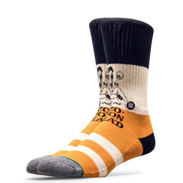 Stance Socks Valentino Gold