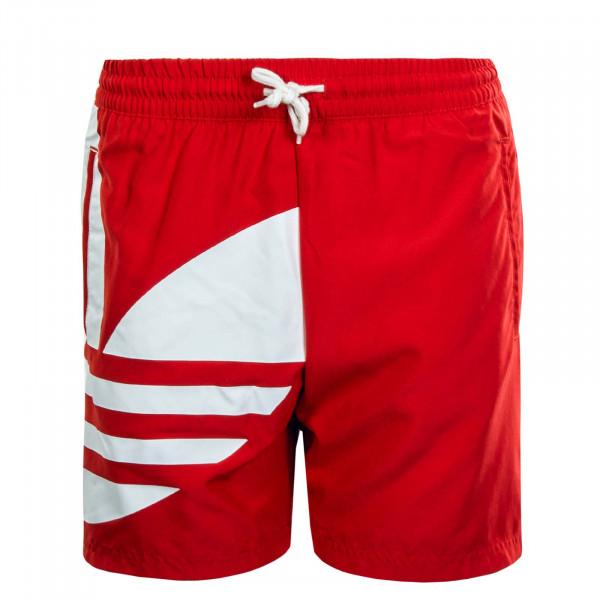 Herren Boardshort Big Trefoil Swimwear Red